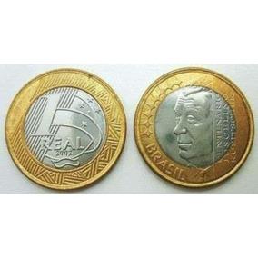 Brasil - 1,00 De 2002 - Juscelino Kubitschek -raridade