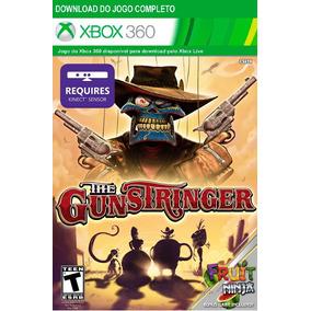 Jogo De Kinect The Gunstringer Xbox 360 Codigo Digital Orig