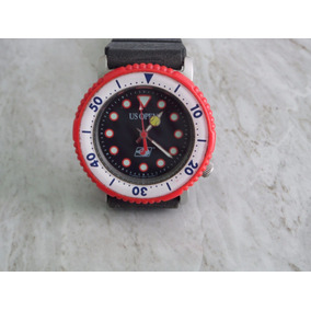 Reloj Citizen Us Open En Acero De Cuarzo Unico 37mm