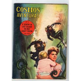 Cosmos Aventuras Nº 8 Ediex O Segredo Do Lago Salgado