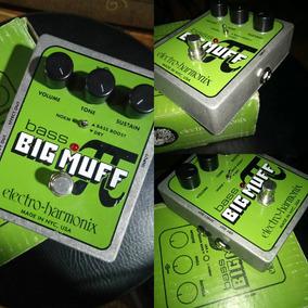 Pedal Big Muff Bass