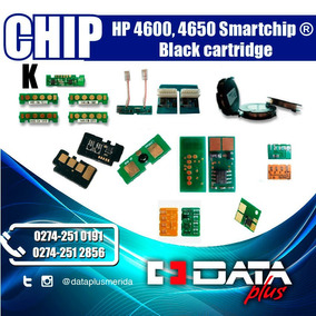 Chip Hp 4600, 4650, Negro, C9720a
