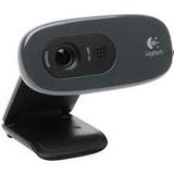 Camara Web Logitech C270 - Hd 720p Micrófono Integ