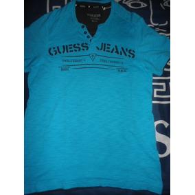 Padrisima Playera Guess Jeans 100% Original