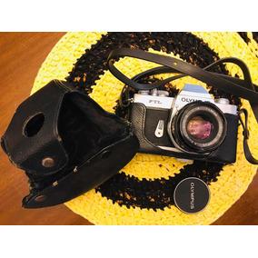 Máquina Fotográfica Analógica Olimpus