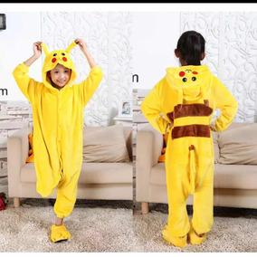 Pijama Mameluco Pikachu Talla 6