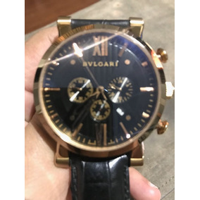 2bb1583855c Relogio Bvlgari Or 750 18k - Relógios no Mercado Livre Brasil