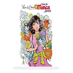 Livro De Colorir Turma Da Monica Jovem Editora Sextante