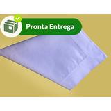Guardanapo Com Bainha Percal 100% Alg. Branco 50x50 4 Unid.