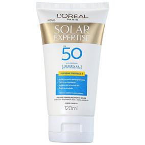 Protetor Solar Fps 50 Para Corpo E Rosto Pele Oleosa - Cuidados com ... 4df34e933d