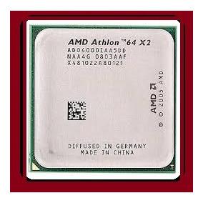 Procesador Amd+2 Athlon 64 X2 Usado