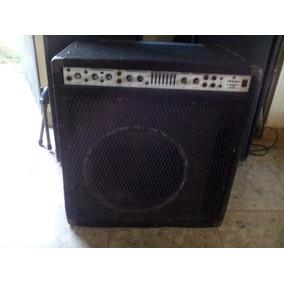 Amplificador De Bajo Peavey800wcajonconplanta Para Guitarras