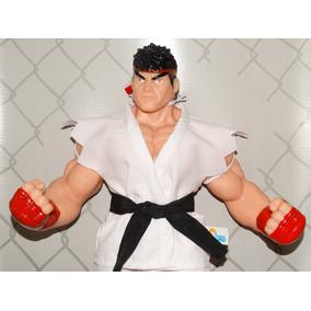 Boneco Street Fighter Ryu - Anjo Brinquedos
