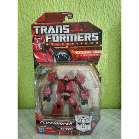Transformers Cliffjumper Generations