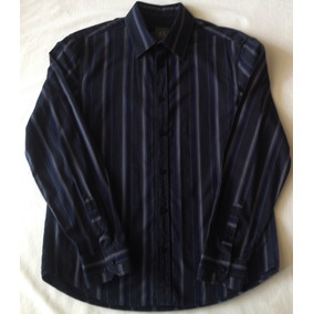 e25d1fc7852 759 - Camisa Armani Importada Manga Longa Tamanho M