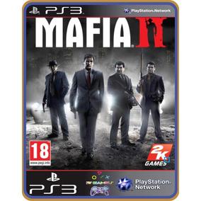 Ps3 Mafia 2 - Mídia Digital