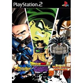Dragon Ball Heroes Super Tenkaichi Ps2 - Broly Movie Top !!
