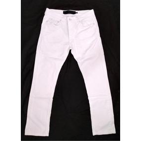 Calça Branca Masculina - Calças Masculino 698e07d95a7