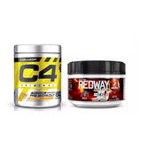 Pre Treino C4 Cellucor Ripped Original Importado 60 Doses