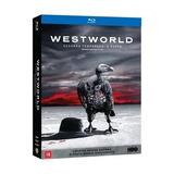 Box Blu-ray Digipack Westworld - 2ª Temporada Lacrado