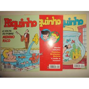 Lote Riquinho 1 5 11 Editora Pixel 2012 Excelentes