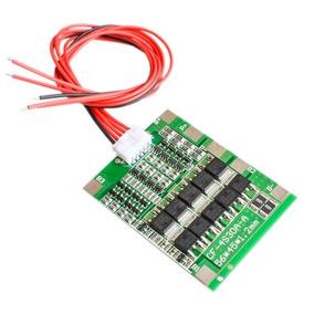 2placa De Proteção Baterias De Litio 4s 30a Bms 14,8v Arduin