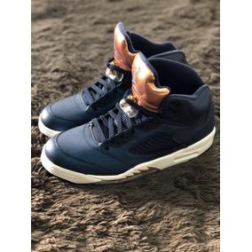 Nike Air Jordan 5 bronze