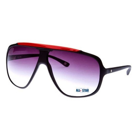 63777370b6c23 Oculos De Sol All Star Masculino - Óculos De Sol no Mercado Livre Brasil