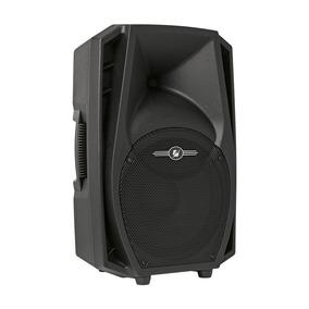 Caixa De Som Acústica Frahm Ativa Ps8a Bt App 100w