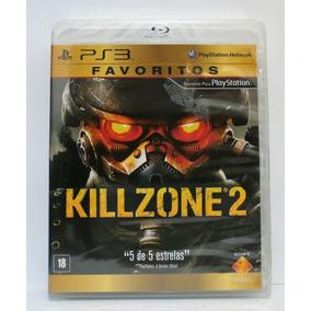 Killzone 2 Jogo Ps3 Novo Lacrado Mídia Física