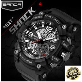 950c4772ecd Relógio Esportivo Masculino G-shock Sanda À Prova D agua
