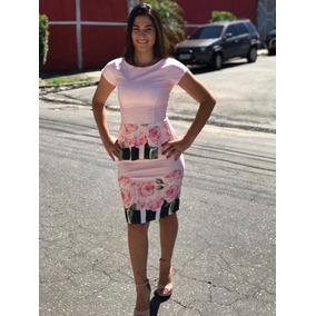 Conjunto Evangélico Mid Social Moda Jovem Executiva Boneca