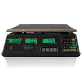 Balança Eletrônica Digital 40kg Bivolt Frete Full