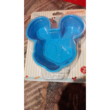 Molde De Silicón Mickey Mouse