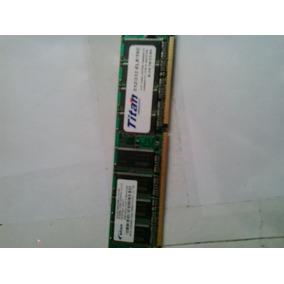 Tarjeta De Memoria 1 Dim De 512 Mb Titan Memory