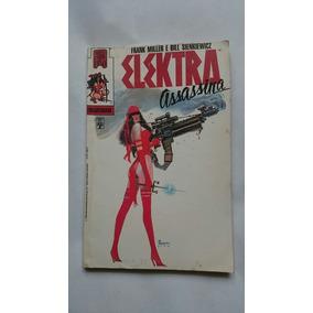 Hq Elektra Assassina 1989,ver Descrição.