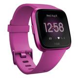 Smartwatch Fitbit Versa Lite Aluminum Violeta