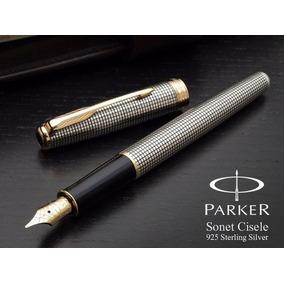Caneta Tinteiro Parker Sonnet Cisele/ Original