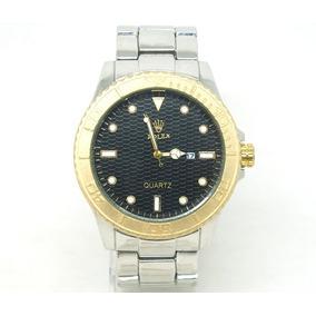 90ad355e1ce Relogio Rolex Dourado Com Vidro - Joias e Relógios no Mercado Livre ...