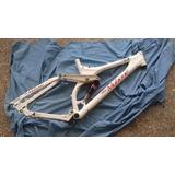 Cuadro/frame De Bicicleta Macmahone Downhill/enduro