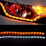 Tira Flexible Cristales Led Secuencial