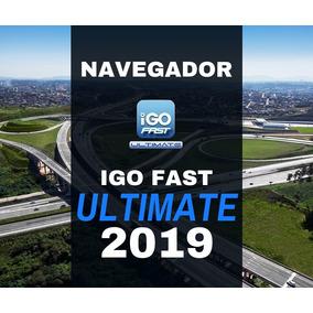Atualização Gps 2019 Igo Primo Fast Ultimate Novo!