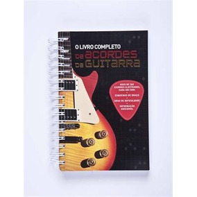 O Livro Completo De Acordes De Guitarra Mais De 360