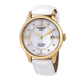c77414bd917 Relógio Tissot Automático Feminino Lelocle Madre Pérola Ouro · R  3.399. 12x  R  283 sem juros