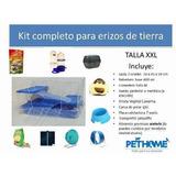 Kit Completo Talla Xxl Para Erizos De Tierra Pethome Chile
