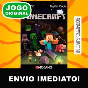 Minecraft Original Full Acesso Completo Barato - Promoção