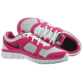 Tenis Nike Flex 2014 Rn (gs) 642755-005 Johnsonshoes Env Gra