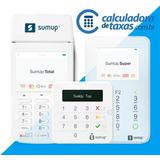 Planilha Excel Sumup - Calculadora De Taxas