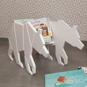Librero Infantil Bear / Oso By Lasddi