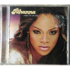 Cd Rihanna Music Of The Sun Lacrado